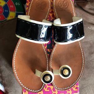 Tory Burch sandals super cute